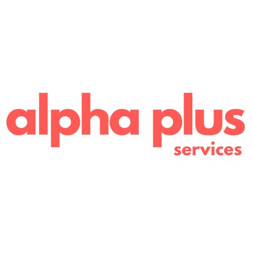 alpha plus services logo